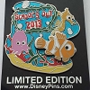 Disney Finding Nemo Pin - School's Out ! 2013