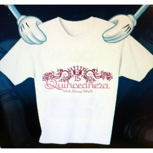 Disney Adult Shirt Quincea 241 Era