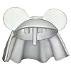 Disney Mr Potato Head Parts - Minnie Mouse Brides Ears with Veil