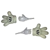 Disney Mr Potato Head Parts - Mickey Hands and Gloves  - Set of 2