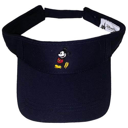 760375ef10b Add to My Lists. Disney Mens Sun Visor Hat - Standing Mickey Mouse ...