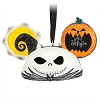 Disney Ear Hat Ornament - Nightmare Jack Skellington and Zero