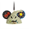 Disney Ear Hat Ornament - Nightmare Oogie Boogie