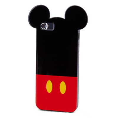 Disney Iphone 5 Case Best Of Mickey Mouse Icon