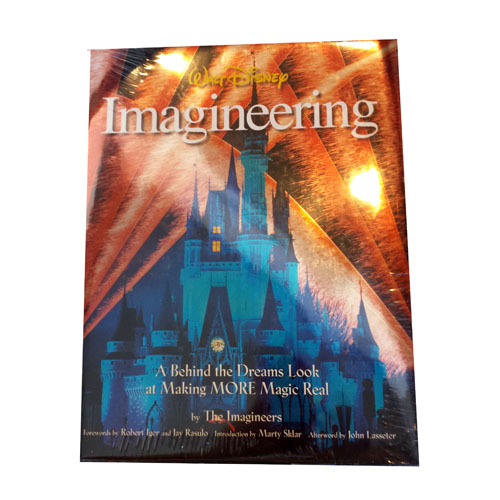 Disney Book - Walt Disney Imagineering