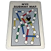 Disney Mr Potato Head Parts - Accessory - New York City Subway Map