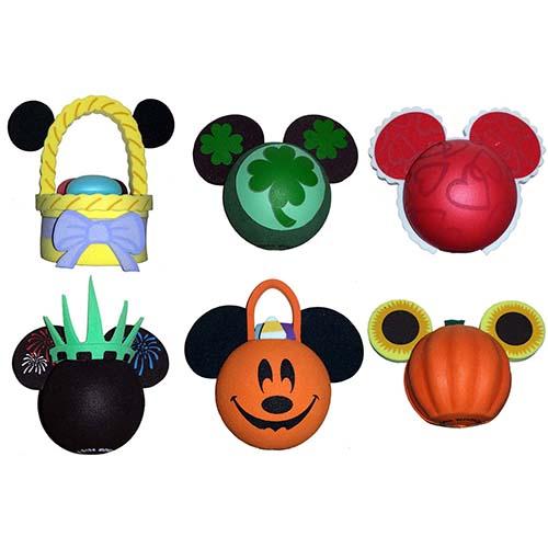 Disney Antenna Topper Ball - 6 Seasons Pack #3