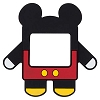 Disney MagicBand MagicSlider - Mickey Mouse