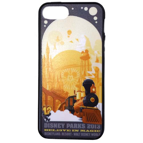 Disney iPhone 4/4s Case - Artist Series Jonathon Bishop - Disney Parks