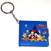 Disney Keychain Keyring - Official Autograph Book with Signatures