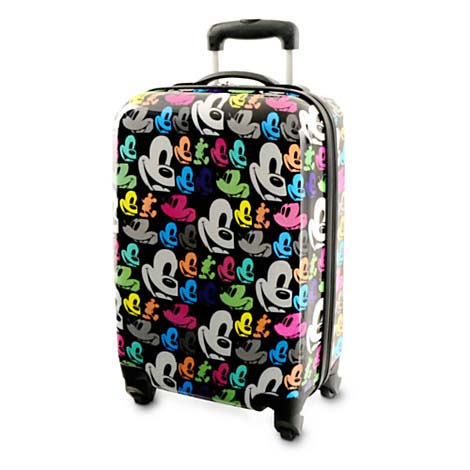 Disney Rolling Luggage Pop Art Mickey Mouse 20 Quot