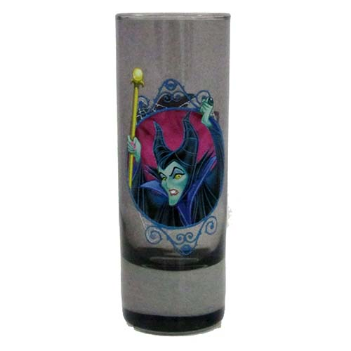 Disney Shooter Shot Glass Quotes Series Maleficent