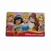 Disney Collectible Gift Card - Princesses Glamour Shots
