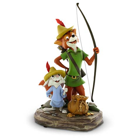 e5e402e72fc Disney Medium Figure - Robin Hood and Skippy - Costa Alavezos