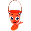 Disney Beach Toy - Sand Pail With Shovel - Finding Nemo - Nemo