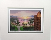 Disney Artist Print - Larry Dotson - Disney's Aulani Resort