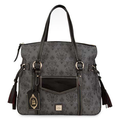 e7aa3ea44be Disney Dooney   Bourke Bag - Haunted Mansion Bag