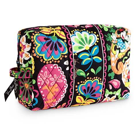 45c3637a24 Add to My Lists. Disney Vera Bradley Bag - Midnight with Mickey - Black Cosmetic  Case