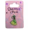 Disney Dangle Charm - Charmed In The Park - Jewel Dress - Tiana