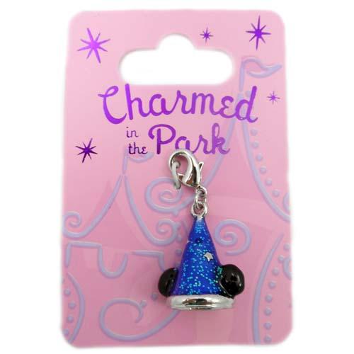 disney parks pandora charm exclusive mickey's sorcerer's hat fantasia