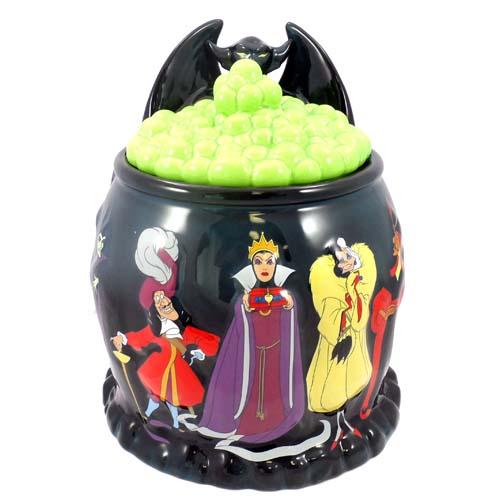 Disney Cookie Jars >> Disney Cookie Jar Villains Chernabog