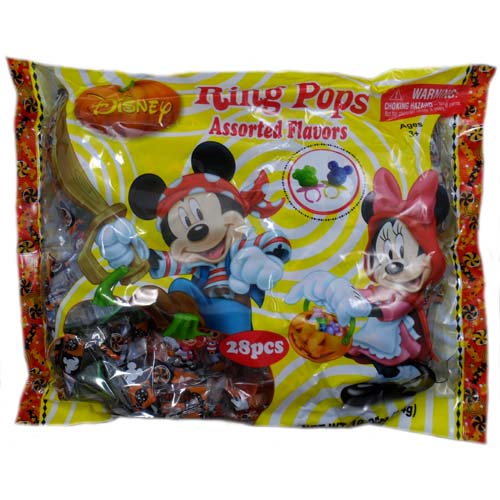 your wdw store disney candy halloween ring pop