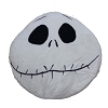 Disney Halloween Decoration  - Fluffy Jack Skellington Pillow - 19''