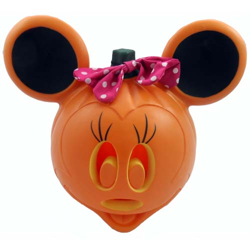 disney halloween decoration minnie mouse light up pumpkin