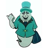 Disney Antenna Topper - Haunted Mansion Hitchiking Ghost - Gus