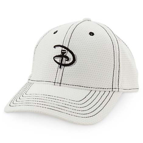 Disney Ahead Hat - Baseball Cap - Disney Resorts Golf - White 38825e745e6