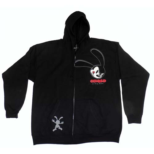 Your WDW Store Disney ADULT Hoodie Oswald The Lucky Rabbit