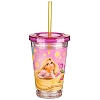 Disney Tumbler with Straw - Tangled Rapunzel Tumbler with Straw