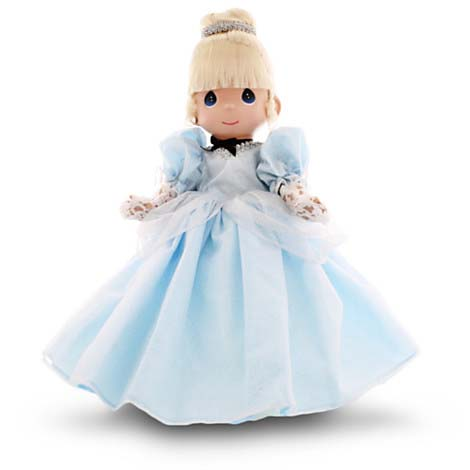 Your Wdw Store Disney Precious Moments Doll Cinderella