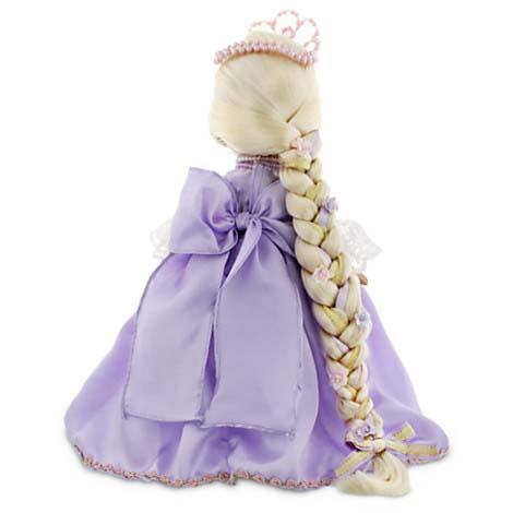 Disney Precious Moments Doll Rapunzel Doll By Precious
