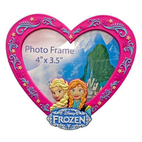 Your WDW Store - Disney Photo Frame Magnet Frozen - Anna and Elsa