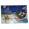 Disney Christmas Cards - David Doss Original Art - Winter Wonderland