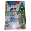 Disney Christmas Cards - David Doss Original Art - Magical Season