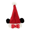 Disney Christmas Holiday Hat - Minnie Mouse Sequined Santa Hat