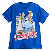 Disney ADULT Shirt - I Conquered it's a small world!