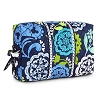 Disney Vera Bradley Bag - Where's Mickey - Blue Cosmetic Case Large