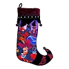 Disney Christmas Holiday Stocking - Large Male Villains Jafar Scar