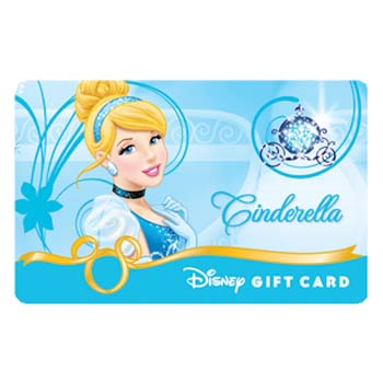 disney collectible gift card royal debut princess cinderella. Black Bedroom Furniture Sets. Home Design Ideas