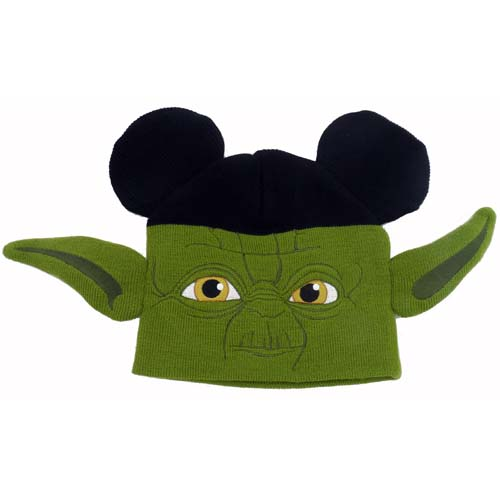 20914855c7b99 Disney Knitted Hat - Star Wars - Yoda