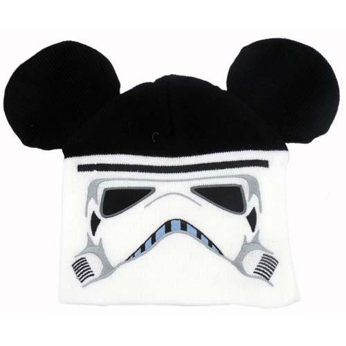 Add to My Lists. Disney Knitted Hat - Star Wars - Storm Trooper fa29758aff7b