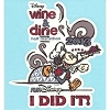 Disney Window Decal - RunDisney Wine and Dine 1/2 Marathon - 2013