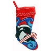 SeaWorld Christmas Stocking - Shamu with Christmas Stocking