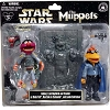 Disney Figurine Set - Star Wars Muppets - Animal and Scooter