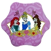 Disney Magic Towel - Princess Trio - Ariel Cinderella and Belle