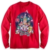 Disney Adult Shirt - 2013 Mickey's Very Merry Christmas Party - Long Sleeve