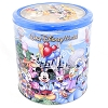 Disney Collectible Tin - Walt Disney World - Disneyland - Disney Parks - Cylinder Tin